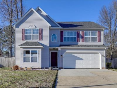 property image for 110 Clydesdale Court HAMPTON VA 23666