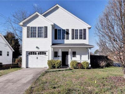 property image for 49 Hill Street HAMPTON VA 23661