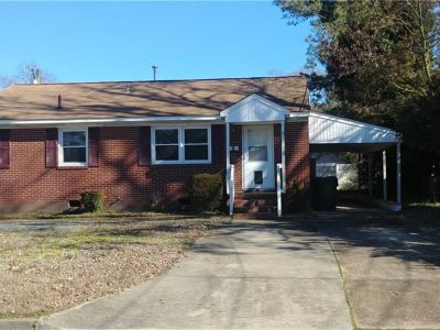 property image for 610 Redheart Drive HAMPTON VA 23666