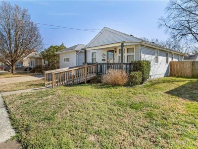 property image for 309 Farrell Street NORFOLK VA 23503