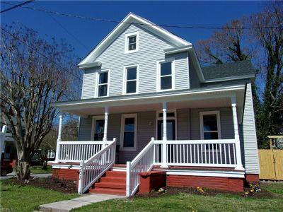 property image for 1301 Jefferson Street CHESAPEAKE VA 23324