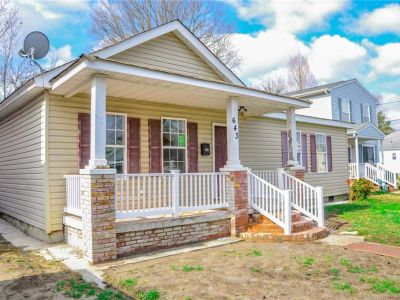 property image for 643 Pocahontas Place HAMPTON VA 23669