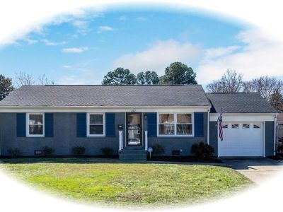 property image for 157 Hawthorne Drive NEWPORT NEWS VA 23602