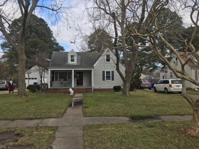 property image for 2446 Ambler Avenue NORFOLK VA 23513