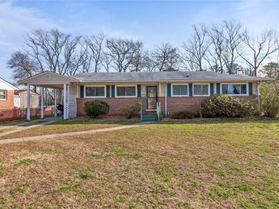 property image for 3500 Gamage Drive NORFOLK VA 23518