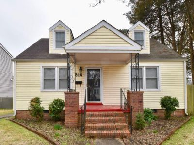 property image for 315 Leicester Avenue NORFOLK VA 23518