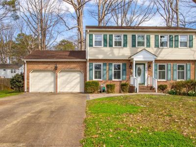 property image for 167 Carnegie Drive NEWPORT NEWS VA 23606