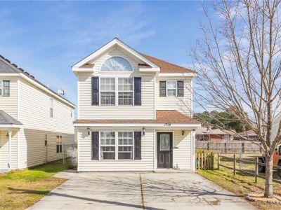property image for 1714 Weber Avenue CHESAPEAKE VA 23320