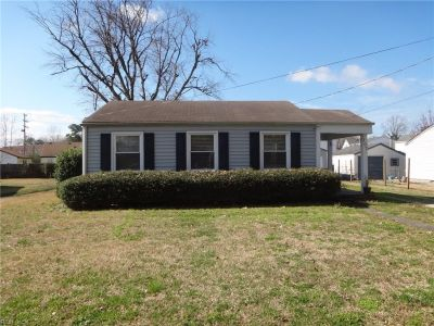 property image for 107 Sykes Avenue PORTSMOUTH VA 23701-2041