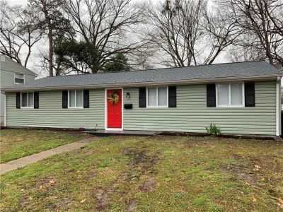 property image for 1421 Seward Drive HAMPTON VA 23663