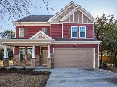 property image for Lot Hudgins Circle SUFFOLK VA 23436