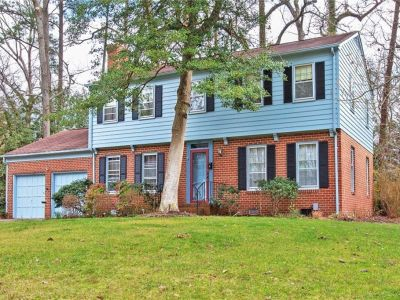 property image for 108 James Landing Road NEWPORT NEWS VA 23606