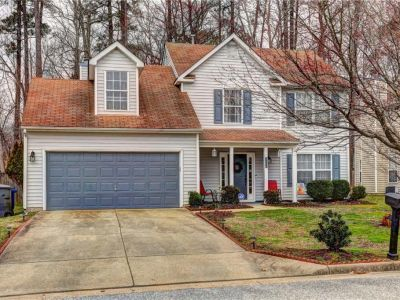 property image for 824 Chapin Wood Drive NEWPORT NEWS VA 23608