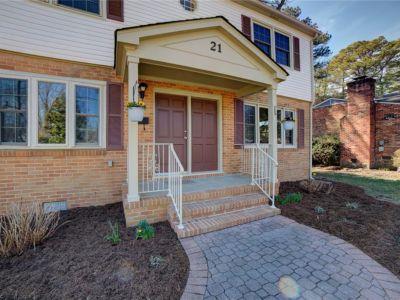 property image for 21 Gainsborough Place NEWPORT NEWS VA 23608
