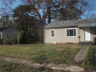 property image for 3424 Elliott Avenue PORTSMOUTH VA 23702