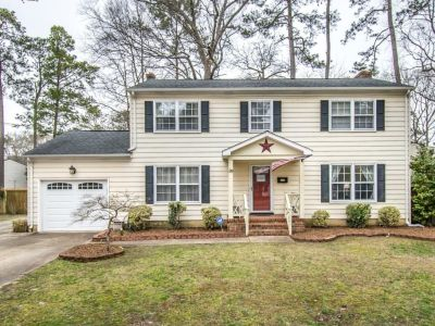 property image for 39 Alpine Street NEWPORT NEWS VA 23606