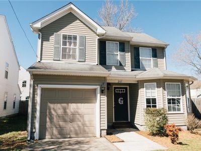 property image for 205 Diamond Avenue CHESAPEAKE VA 23323