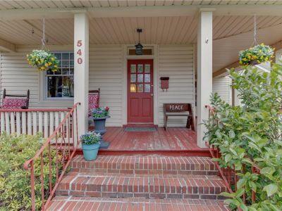 property image for 540 Maryland Avenue PORTSMOUTH VA 23707