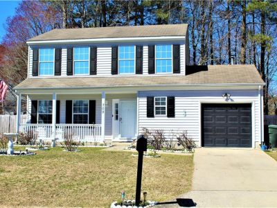 property image for 709 Parkside Drive NEWPORT NEWS VA 23608