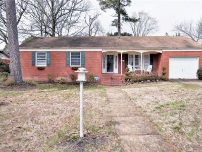 property image for 54 Linda Drive NEWPORT NEWS VA 23608