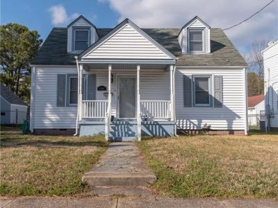property image for 4704 Kennebeck Avenue NORFOLK VA 23513