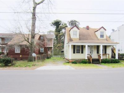 property image for 3415 Pleasant  & 3417 Avenue NORFOLK VA 23518