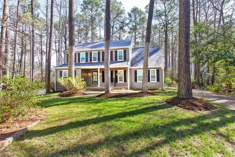Photo 1 of 43 residential for sale in James City County virginia