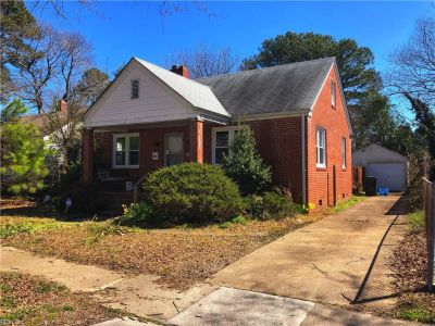 property image for 2630 Argonne Avenue NORFOLK VA 23509