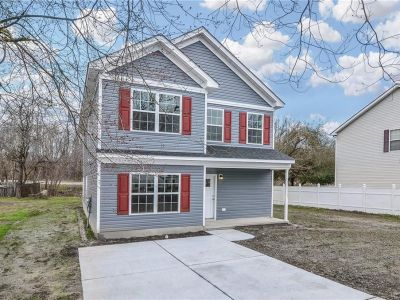property image for 6215 Freeman Avenue SUFFOLK VA 23435