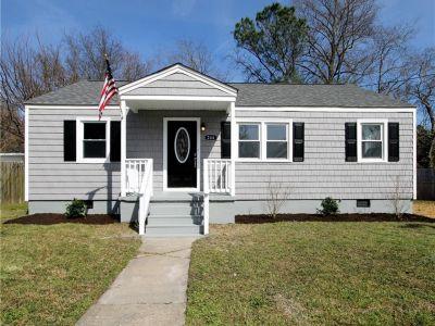 property image for 244 Burgoyne Road NORFOLK VA 23503