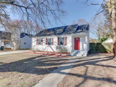 property image for 8461 Primrose Street NORFOLK VA 23503