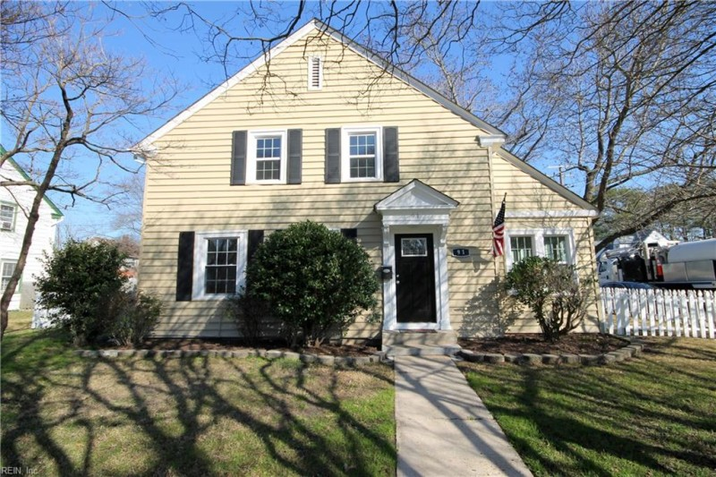 Photo 1 of 36 residential for sale in Portsmouth virginia