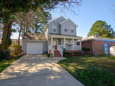 property image for 3705 Radford Street NORFOLK VA 23513