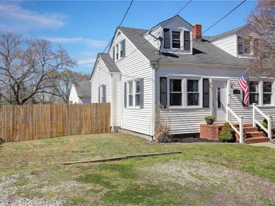 property image for 409 Wingfield Avenue CHESAPEAKE VA 23325