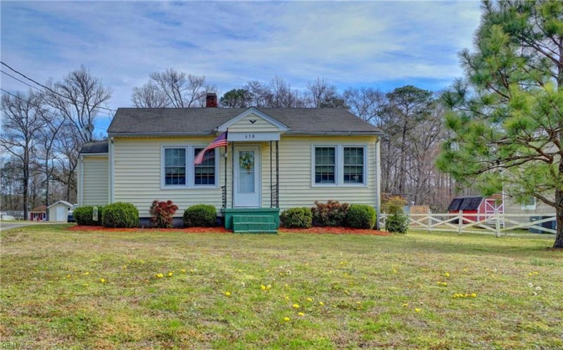 Photo 1 of 23 residential for sale in Suffolk virginia