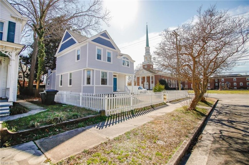 Photo 1 of 45 residential for sale in Hampton virginia