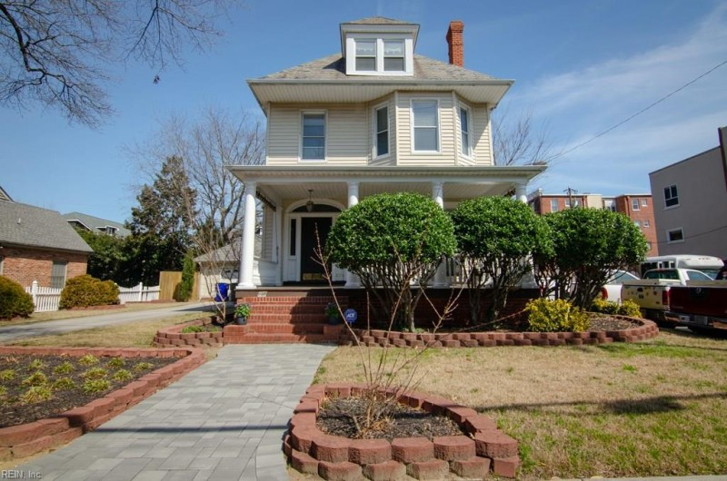 Photo 1 of 44 residential for sale in Norfolk virginia