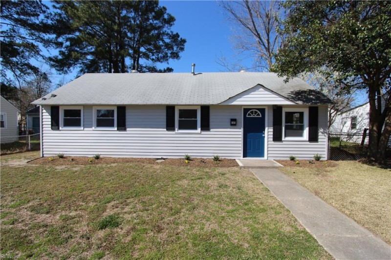 Photo 1 of 19 residential for sale in Hampton virginia