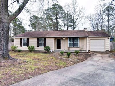 property image for 309 Tower Lane NEWPORT NEWS VA 23608