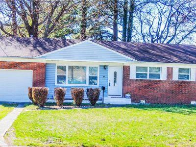 property image for 7421 Red Brook Road NORFOLK VA 23518