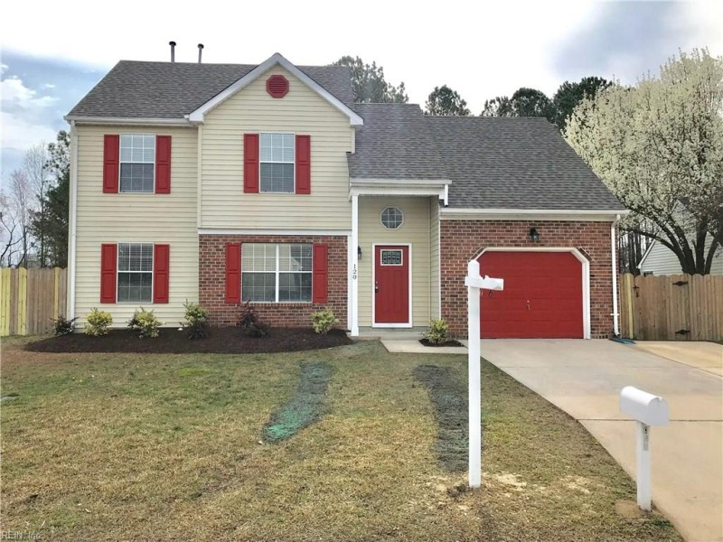 Photo 1 of 20 residential for sale in Suffolk virginia
