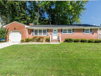 property image for 106 Cindy Circle NEWPORT NEWS VA 23602