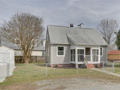 property image for 59 Henry Street HAMPTON VA 23669