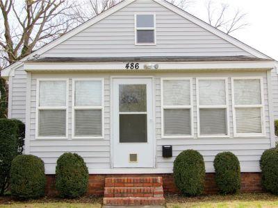 property image for 486 England Avenue HAMPTON VA 23669