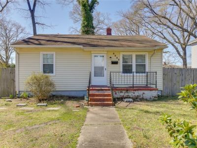 property image for 8849 London Street NORFOLK VA 23503