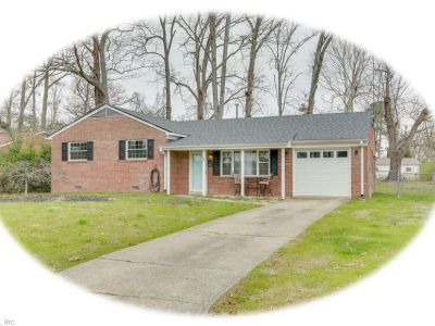 property image for 6 Helen Drive NEWPORT NEWS VA 23602