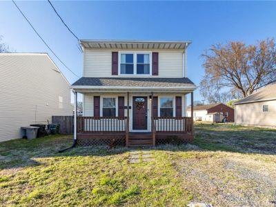 property image for 315 Webster Street HAMPTON VA 23663