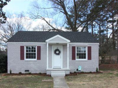 property image for 4813 Vick Street PORTSMOUTH VA 23701
