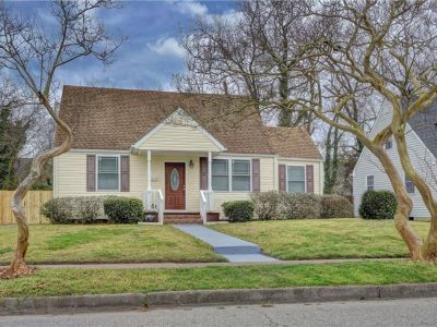 property image for 7414 Yorktown Drive NORFOLK VA 23509