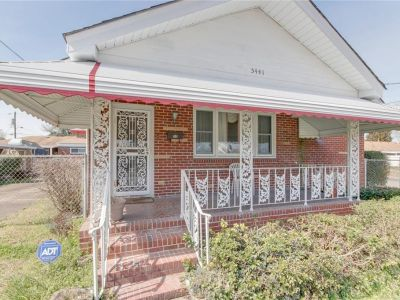 property image for 3441 Downes Street PORTSMOUTH VA 23704